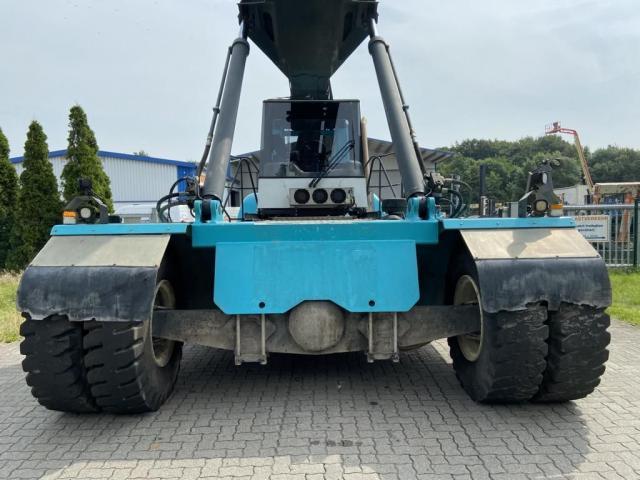 SMV 108TB6 Reach Stacker 10000kg - 7