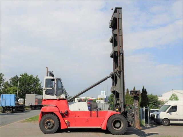 SMV SMV 5/6 ECB100DS Containerstapler 10000kg - 1
