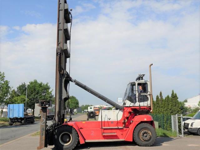 SMV SMV 5/6 ECB100DS Containerstapler 10000kg - 2