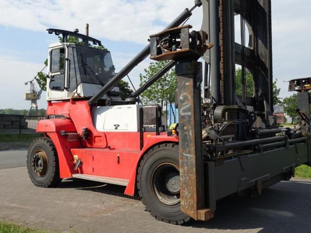 SMV SMV 5/6 ECB100DS Containerstapler 10000kg - 3