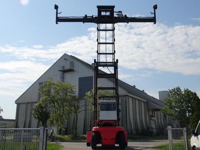 SMV SMV 5/6 ECB100DS Containerstapler 10000kg - 4