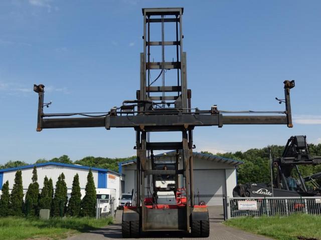 SMV SMV 5/6 ECB100DS Containerstapler 10000kg - 6