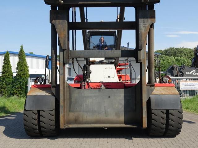 SMV SMV 5/6 ECB100DS Containerstapler 10000kg - 7