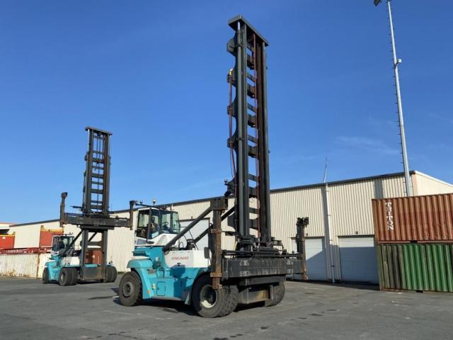 SMV SMV 6/7 ECC90 Containerstapler 10000kg - 2