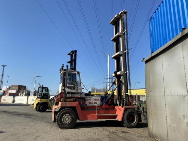 Svetruck ECS6H Containerstapler 10000kg - 2
