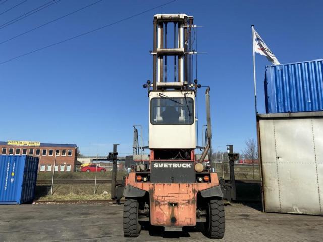 Svetruck ECS6H Containerstapler 10000kg - 4
