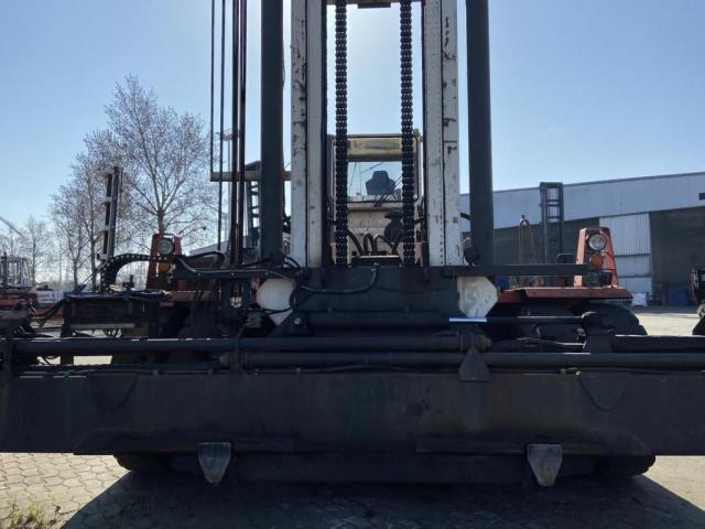 Svetruck ECS6H Containerstapler 10000kg - 5