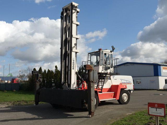 Svetruck 16CS4H Containerstapler 11500kg - 2