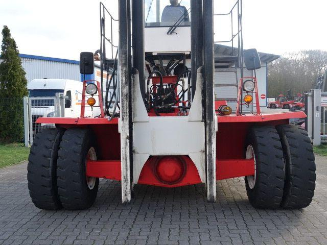Svetruck 16CS4H Containerstapler 11500kg - 7