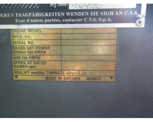 CVS Ferrari ECO8.6 Containerstapler 15000kg - Bild 5