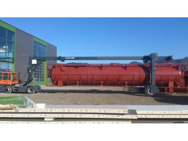 *Sonstige Container Mover Containerstapler 28000kg - 8