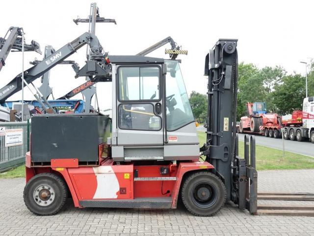 Kalmar ECF90-6 Schwerlaststapler 9000kg - 1