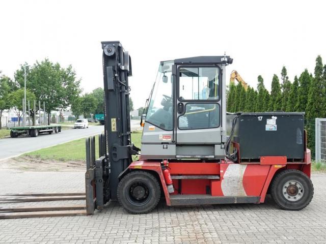 Kalmar ECF90-6 Schwerlaststapler 9000kg - 2