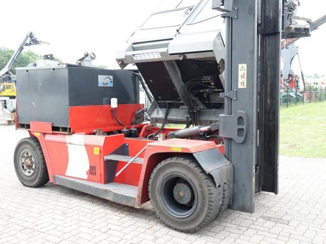 Kalmar ECF90-6 Schwerlaststapler 9000kg - 5