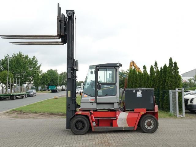 Kalmar ECF90-6 Schwerlaststapler 9000kg - 6