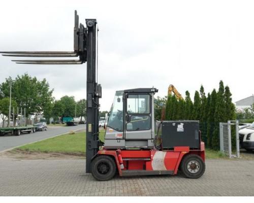 Kalmar ECF90-6 Schwerlaststapler 9000kg - Bild 6