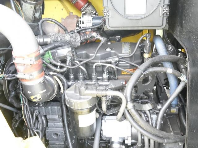 Hyster H10XMS-6 Schwerlaststapler 10000kg - 7