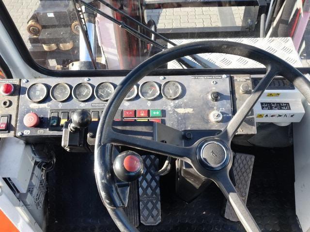 Svetruck 12-120-35 Schwerlaststapler 12000kg - 9