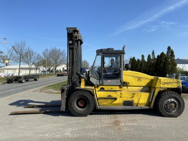 Kalmar DCE160-12 Schwerlaststapler 16000kg - 1
