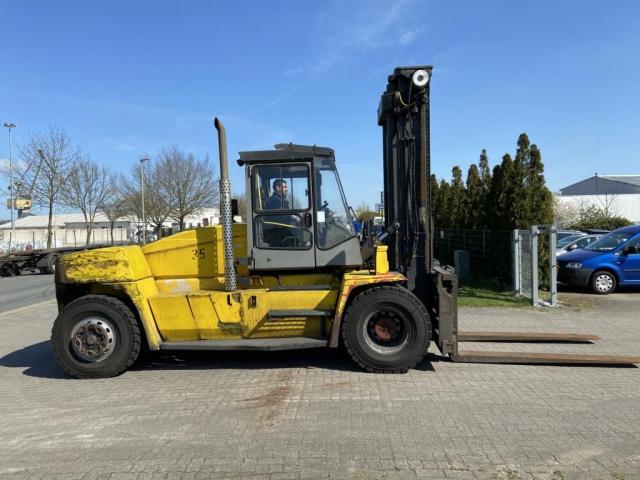 Kalmar DCE160-12 Schwerlaststapler 16000kg - 2