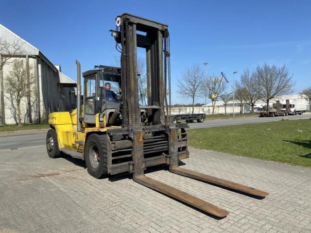 Kalmar DCE160-12 Schwerlaststapler 16000kg - 3