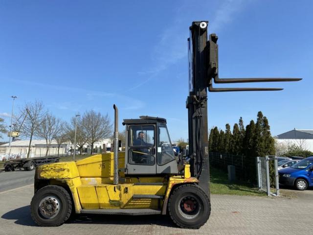 Kalmar DCE160-12 Schwerlaststapler 16000kg - 4
