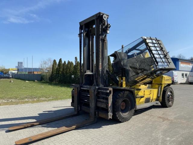 Kalmar DCE160-12 Schwerlaststapler 16000kg - 9