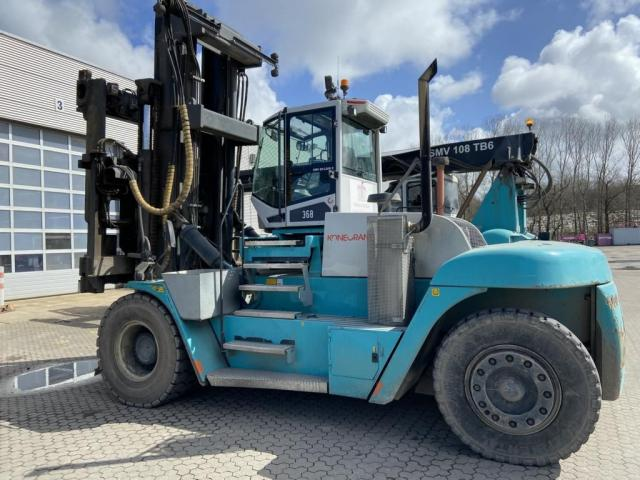 SMV 20-1200C Schwerlaststapler 20000kg - 1
