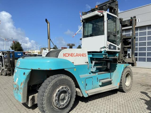 SMV 20-1200C Schwerlaststapler 20000kg - 3