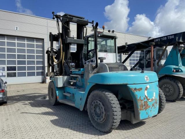 SMV 20-1200C Schwerlaststapler 20000kg - 4