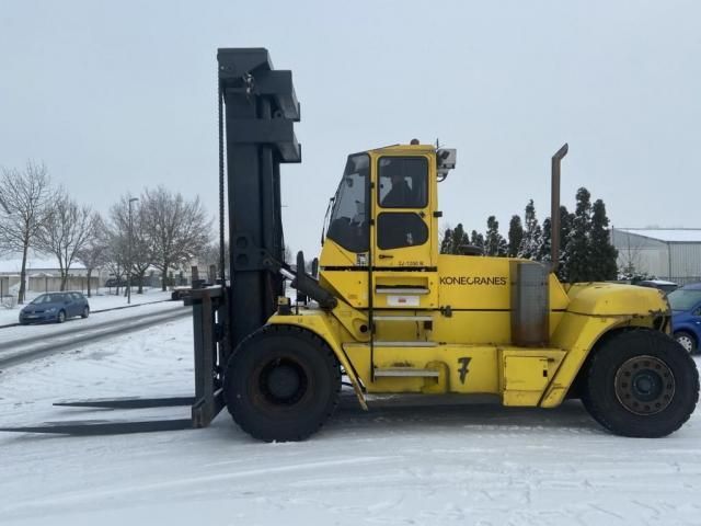 SMV 22-1200B Schwerlaststapler 22000kg - 1