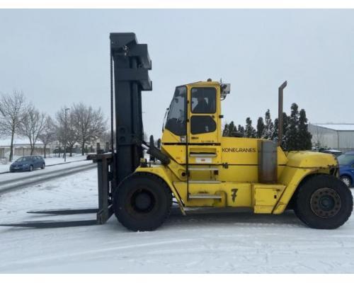 SMV 22-1200B Schwerlaststapler 22000kg - Bild 1