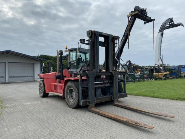 Kalmar DCF330-12LB Schwerlaststapler 33000kg - 3