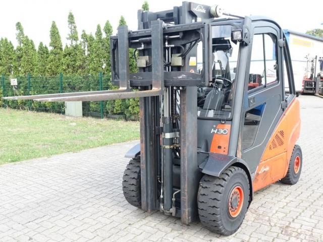 Linde H30D Gabelstapler 3000kg - 2