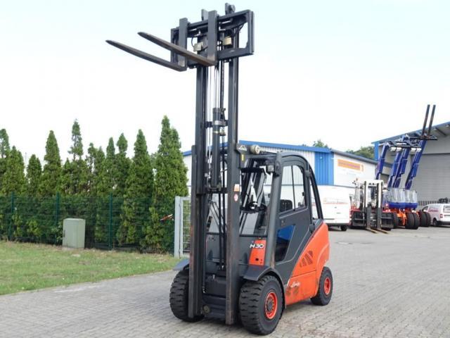 Linde H30D Gabelstapler 3000kg - 3