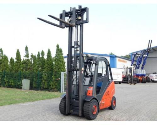 Linde H30D Gabelstapler 3000kg - Bild 3
