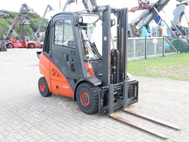 Linde H30D Gabelstapler 3000kg - 4