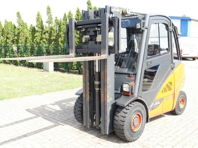Linde H30D-02 Gabelstapler 3000kg - 2
