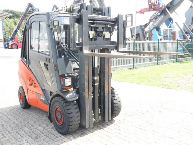 Linde H30D-02 Gabelstapler 3000kg - 3