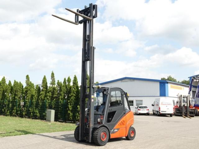 Linde H30D-02 Gabelstapler 3000kg - 4