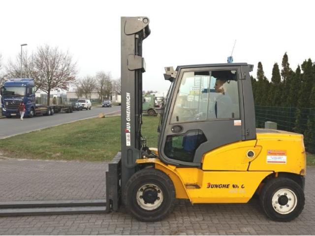 Jungheinrich DFG550-G-447ZZ Gabelstapler 5000kg - 1