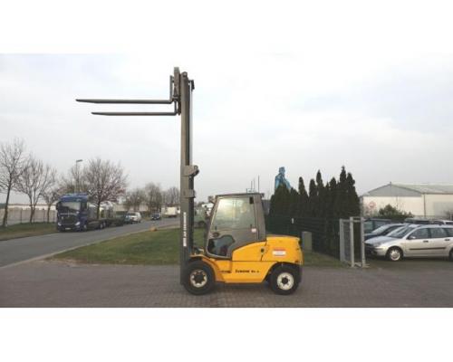 Jungheinrich DFG550-G-447ZZ Gabelstapler 5000kg - Bild 2