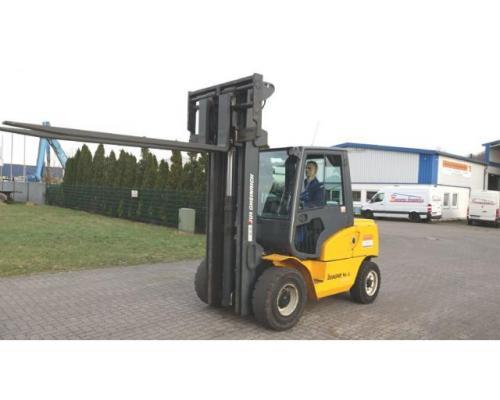 Jungheinrich DFG550-G-447ZZ Gabelstapler 5000kg - Bild 3
