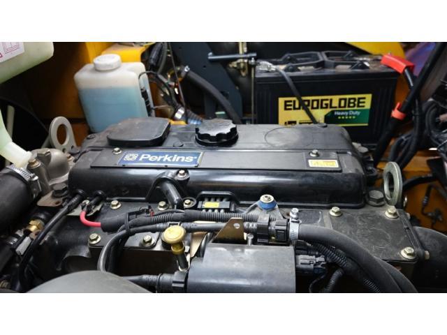 Jungheinrich DFG550-G-447ZZ Gabelstapler 5000kg - 10