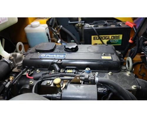 Jungheinrich DFG550-G-447ZZ Gabelstapler 5000kg - Bild 10
