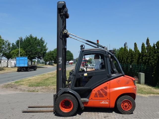 Linde H50D Gabelstapler 5000kg - 1