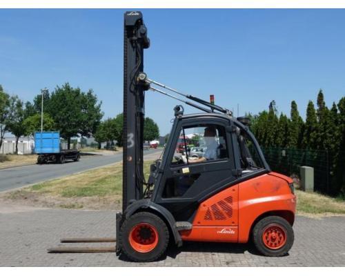 Linde H50D Gabelstapler 5000kg - Bild 1
