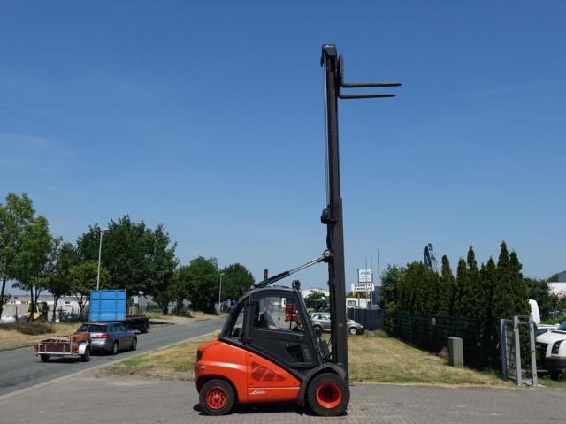 Linde H50D Gabelstapler 5000kg - 3