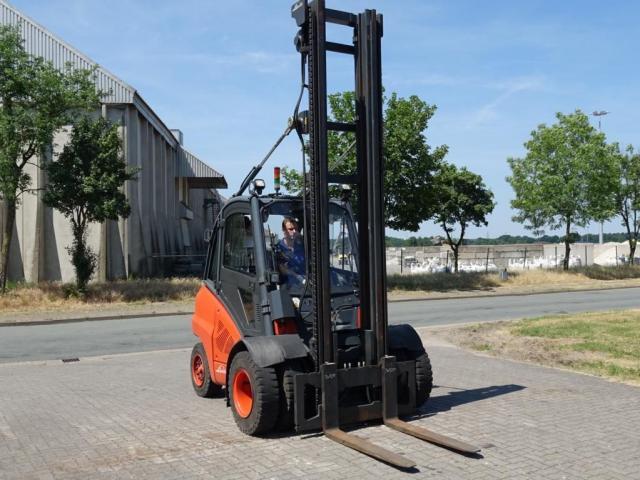 Linde H50D Gabelstapler 5000kg - 4