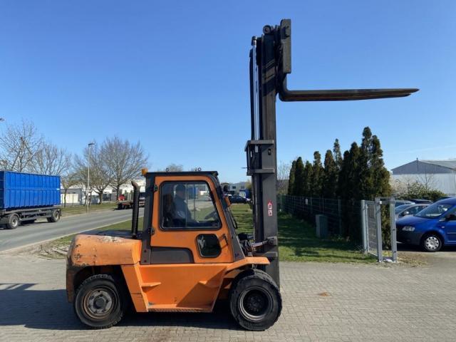 Hangcha CPCD70-RW14 Gabelstapler 7000kg - 10